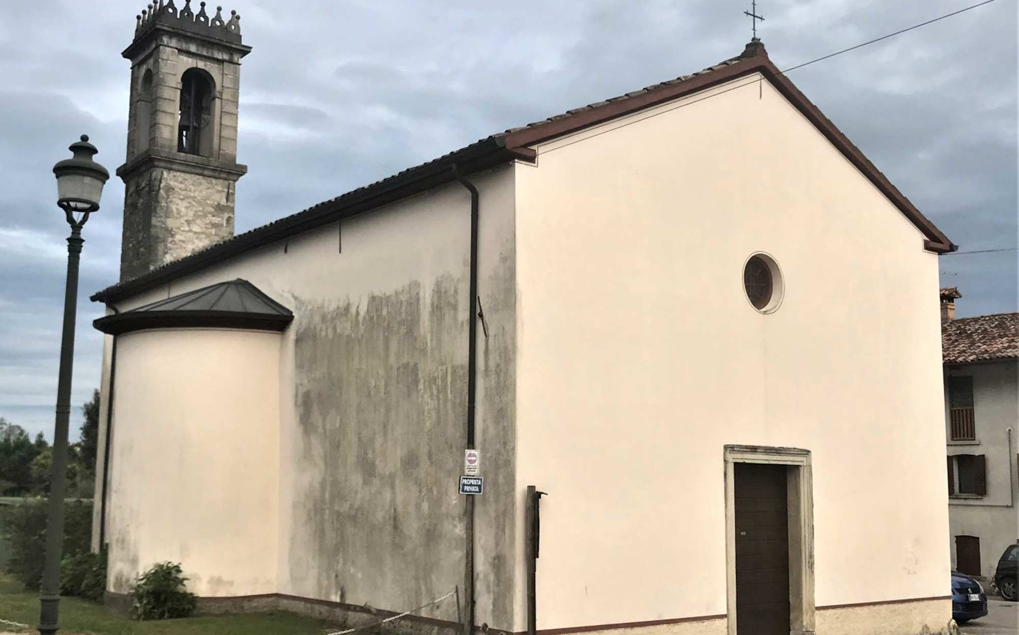 chiesa di san vittore e corona