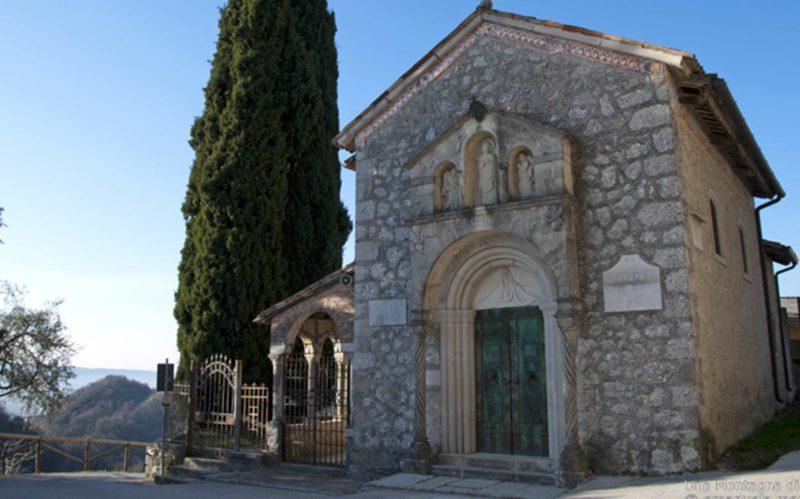 chiesa di collagu
