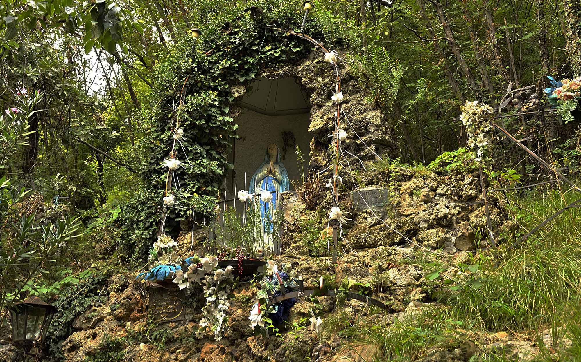 grotta madonna a san gallo